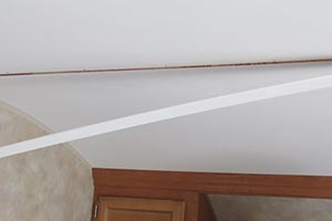ceiling flashing